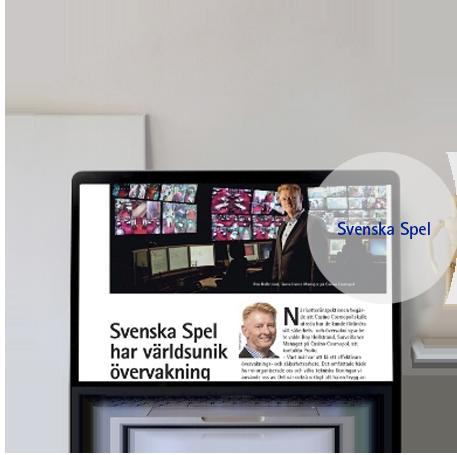 Kundcase Svenska Spel