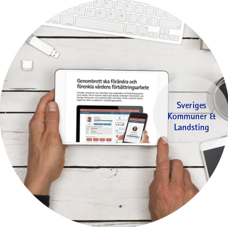 Kundcase Sveriges Kommuner & Landsting